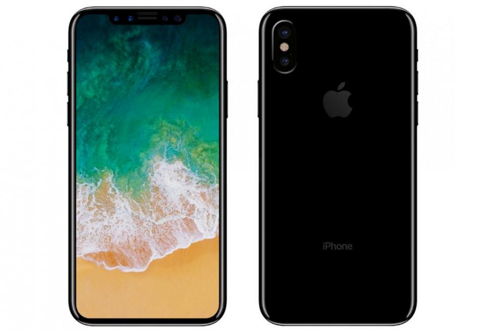 """苹果搞事情?爆料大神称iPhone 8彻底""""易容"""""""