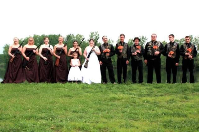 婚礼这样玩真的好酷