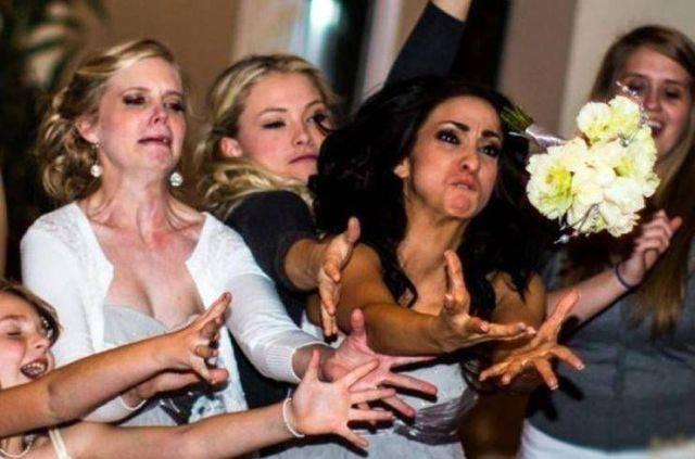 婚礼这样玩真的好酷图片