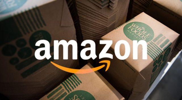 外媒:亚马逊收购全食超市系实践马云新零售理论