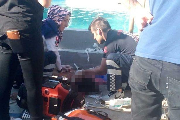 土耳其水上乐园漏电致5人死亡包括2名施救者