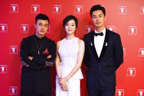 《捍卫者》主创燃情亮相上海国际电影节闭幕式
