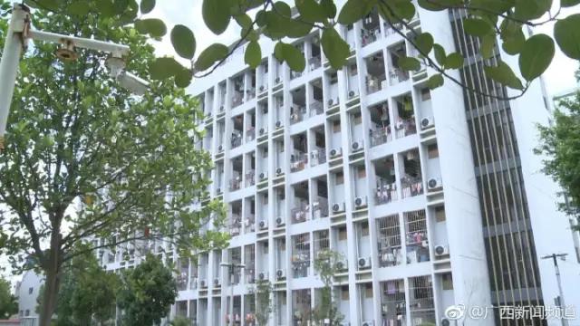 广西一高校租空调给学生 大三一年一台800元