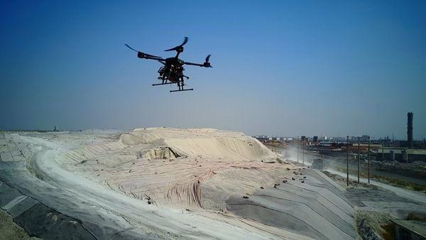 中国海油打造无人机巡线新产业