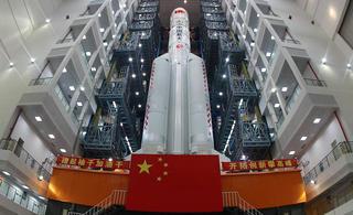 长征五号大火箭将于7月初发射