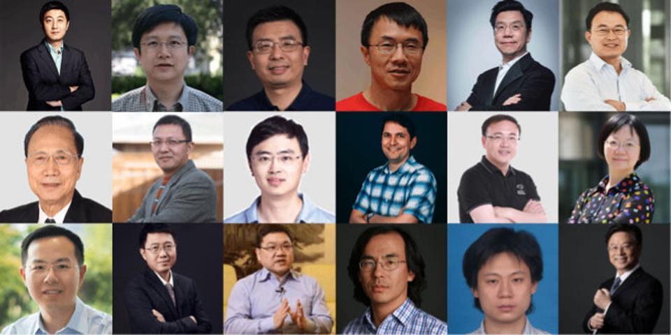 《福布斯》:推动中国人工智能变革的20人