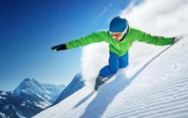 图解滑雪技术要领