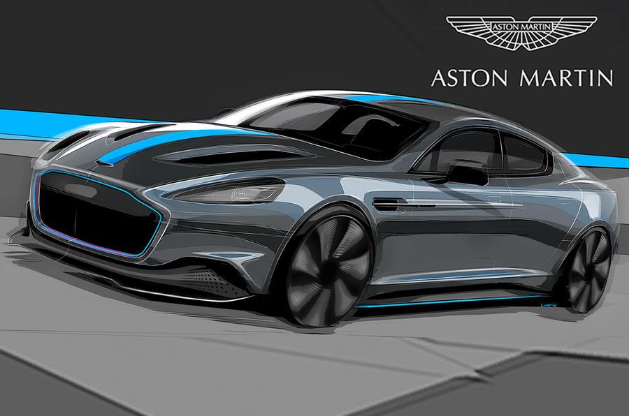 阿斯顿马丁首款电动车2019年投产 限量155台