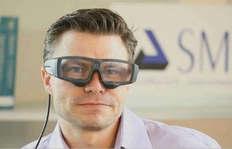 苹果收购德国眼球追踪眼镜制造商:要推AR眼镜?
