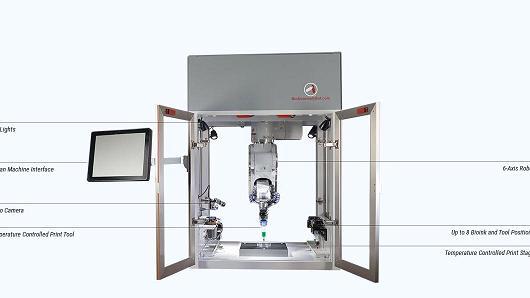 缺胳膊断腿不怕啦!这款3D打印机能打印人体器官