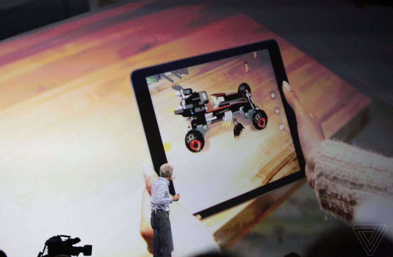 外媒:苹果arkit将是世界最大AR平台