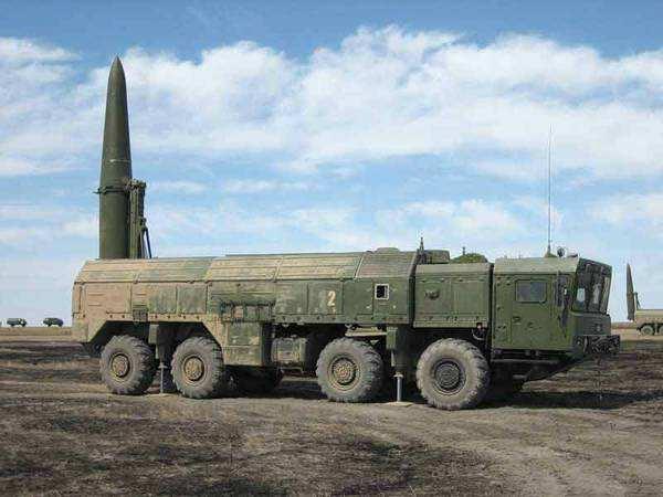 """白俄罗斯未来或购买俄""""伊斯坎德尔""""导弹"""