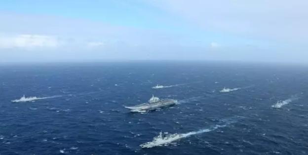 辽宁舰将经过台湾海峡南下到香港?外交部回应