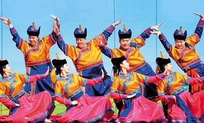 内蒙古自治区成立70周年:沧桑巨变换了人间