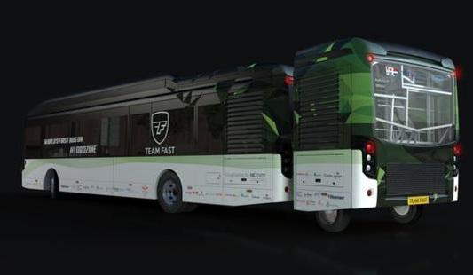 荷兰团队研发出蚁酸燃料公交车 使用方便更廉价