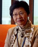 林郑月娥:必须让孩子产生国民身份认同