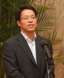 """香港中联办主任张晓明谈对""""港独""""态度:只能是零容忍"""