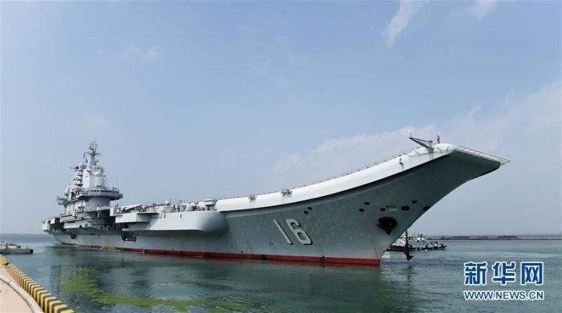 辽宁舰编队跨区训练 专家:三个方面提升战力