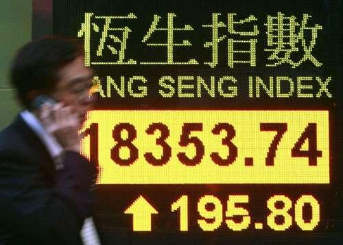 暴跌港股未列入港股通标的 港股基金上涨