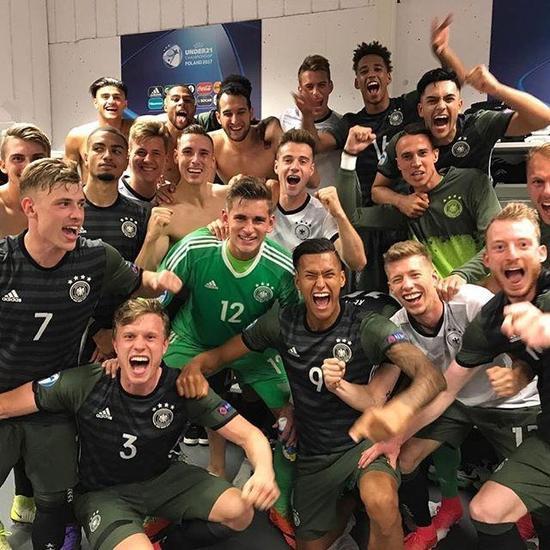 欧青赛-德国点球战淘汰英格兰 进决赛会师西班牙