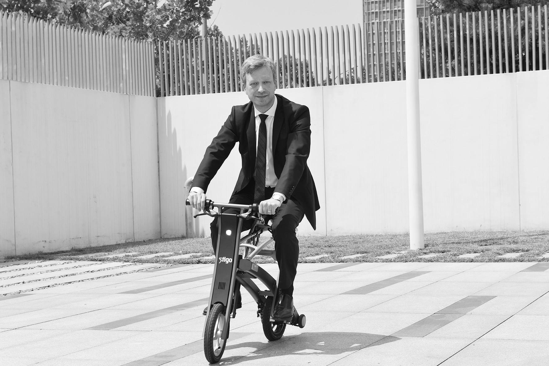 爱沙尼亚驻华大使高马腾:爱沙尼亚想尽快引入共享单车