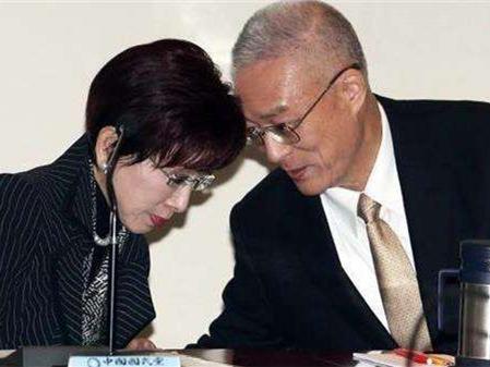洪秀柱卸任前评论吴敦义:他就是想选2020 只是嘴巴不讲