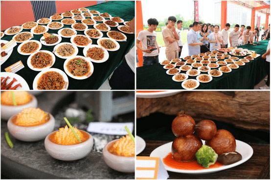 此刻 影响中国烹饪界的人物都聚集于此
