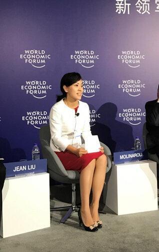 滴滴总裁柳青担任夏季达沃斯联席主席,探讨第四次工业革命发展