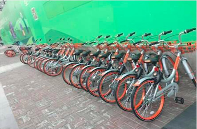 共享单车征求意见收到反馈近千份