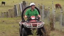 四轮摩托车成澳州农场最大杀手