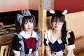 """青岛现""""女仆餐厅""""兼职少女:用自己萌化世界!"""