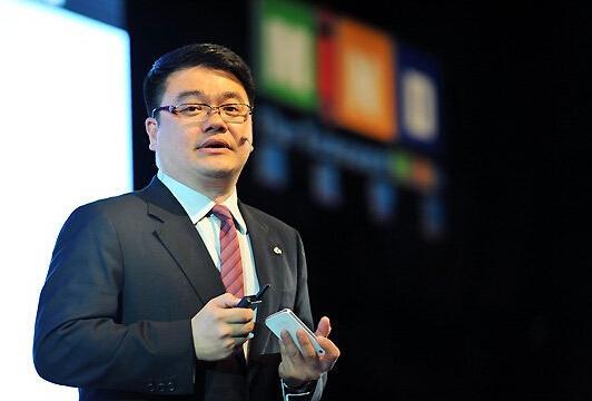 腾讯刘胜义谈未来市场:用爱和温情推动科技
