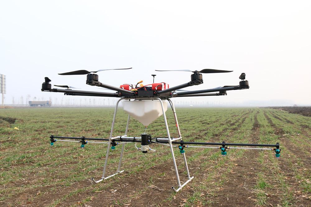 植保无人机:有标准才能飞得更好