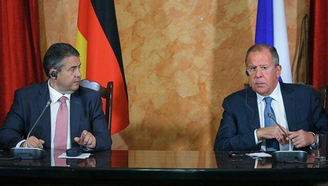 俄外长:俄罗斯和德国正在逐步解冻协作模式