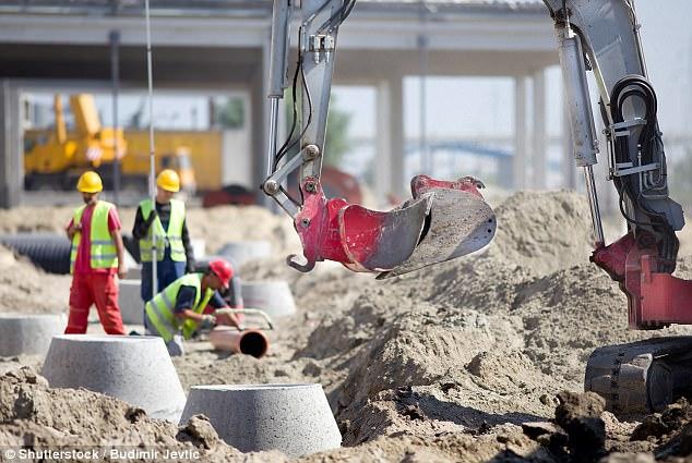 建筑工人要失业?报告:33年后或将由机器人盖房