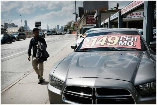 美国汽车销售依旧强劲 市场重心转向二手车交易