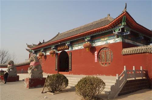 乐陵王母殿入选省级传统村落