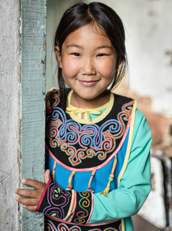 摄影师记录西伯利亚原住民风土人情