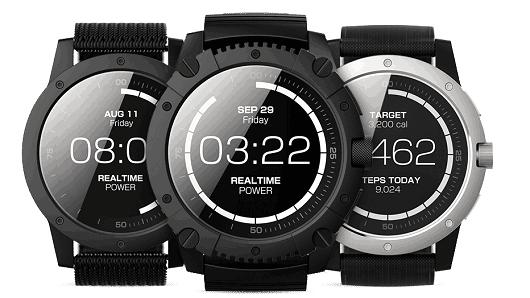 无需充电 硅谷新秀Matrix研发体温供电智能手表