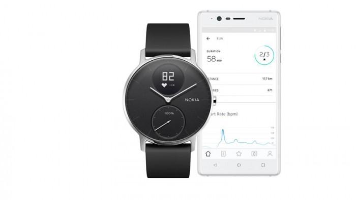 诺基亚推出首款智能手表 能否助其重塑辉煌?