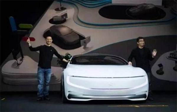 贾跃亭:年内完成A轮融资 乐视汽车尽快量产