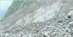 四川茂县山体垮塌已确认35人安全 仍有73人失联