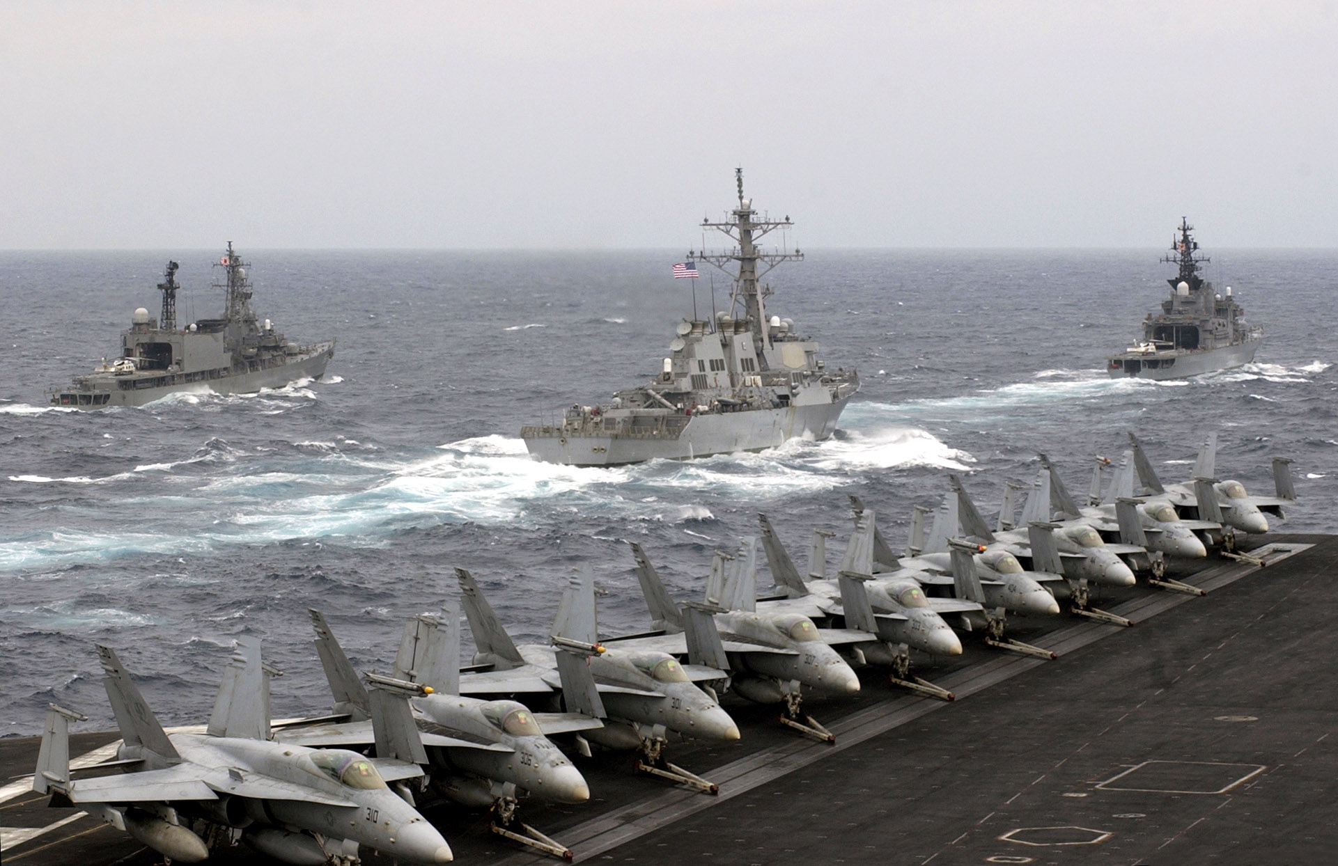 """美议员煽动""""军舰停靠台湾"""" 高调破坏一中原则"""