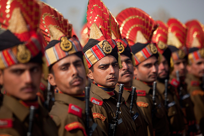 社评:印度军官是看不懂分水岭的大老粗吗?