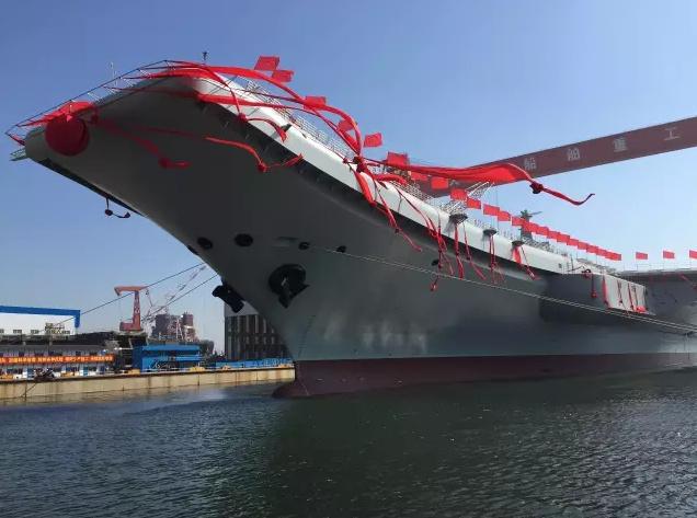 中国第二艘国产航母或用核动力?国防部回应