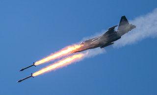 俄各型战机备战中国航空比赛