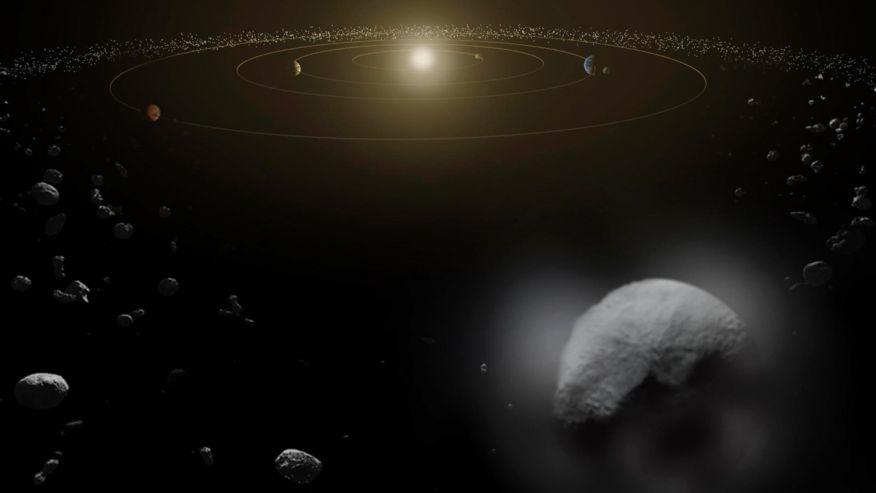 威胁来临 小行星将于2029年与地球擦肩而过