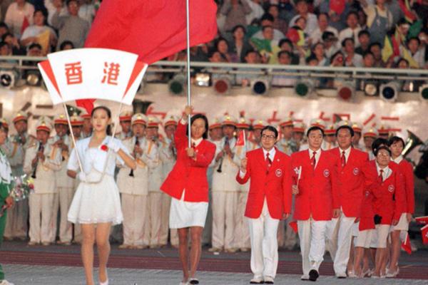 影像记录香港回归20周年历程