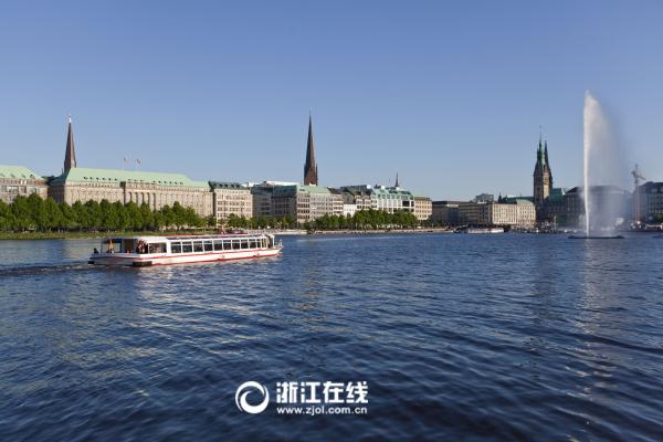 接棒2017G20的德国汉堡是一座跟杭州很像的城市