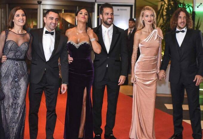 Matrimonio Messi : 梅西大婚众星云集 比嘉宾阵容更耀眼的是与安东内拉 年恋爱史 无线新闻 环球网